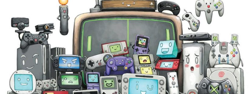 Ten Awesome Games that Shaped the Gamer I amToday